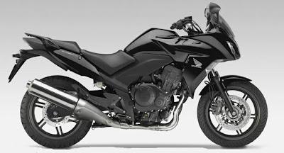 Motor Honda Terbaru 2012