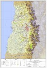 Situación Red Vial Concesionada Regiones V, Metropolitana y VI