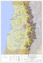 Situación Red Vial administrada por la Dirección de Vialidad en las regiones V, Metropolitana y VI