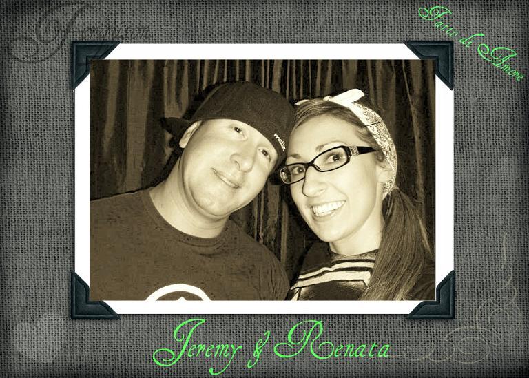 Jeremy & Renata Ferguson