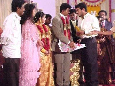 Tamil Actor Ajith Kumar Family Photos Tamil Actor Ajith Family Album
