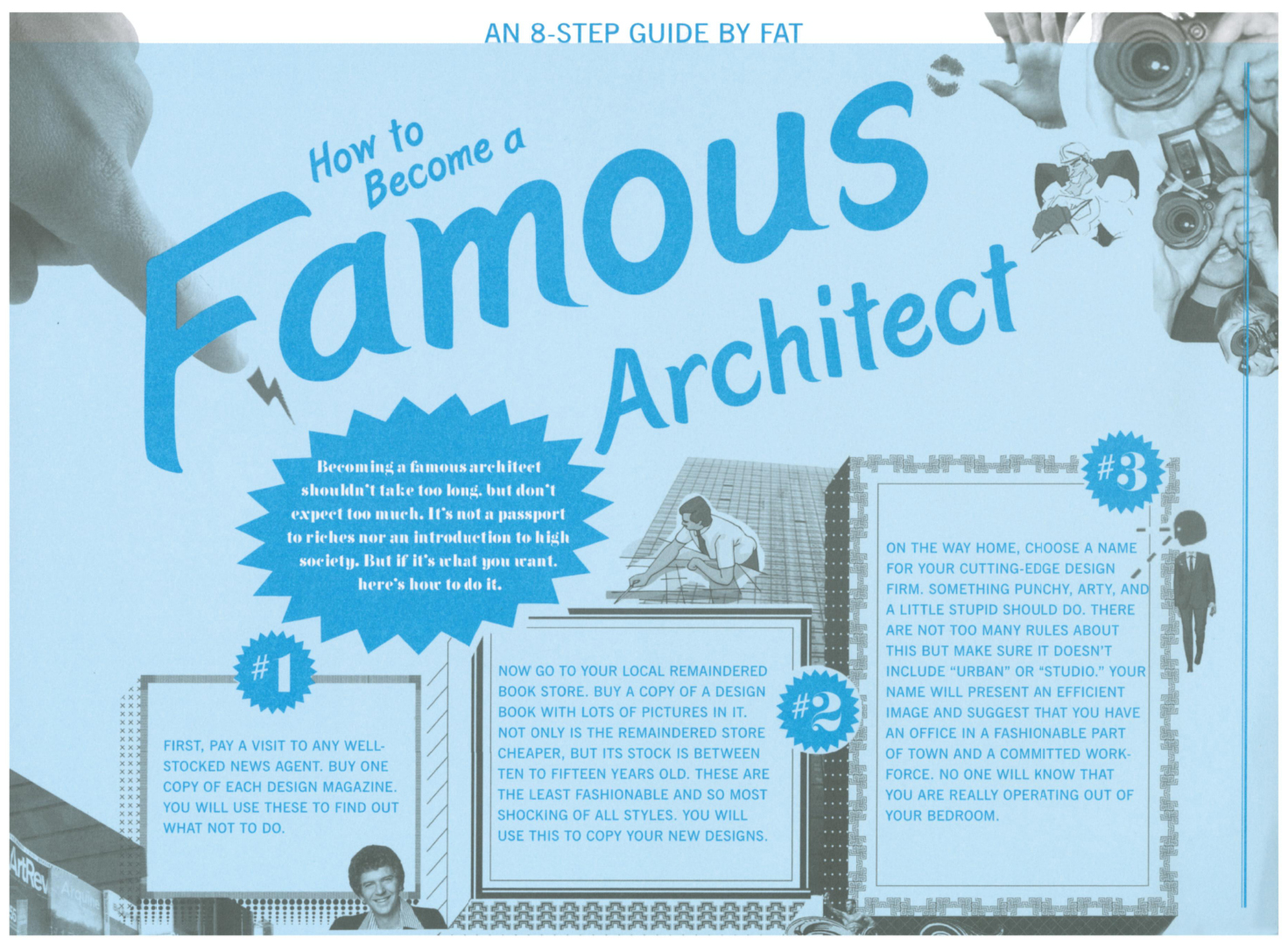 Divagaciones Y Arquitectura How To Become A Famous Architect