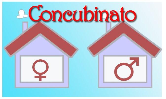 Resultado de imagen para CONCUBINATO