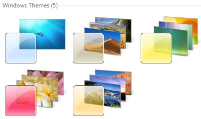 windows 7 default themes Tema Untuk Windows 7
