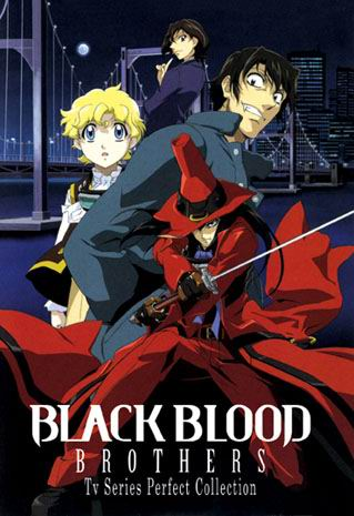 Cartoon Central: Black Blood Brothers Black%2BBlood%2BBrothers