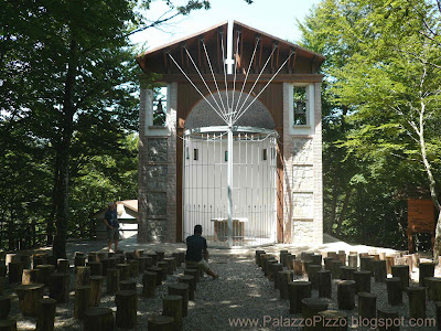 Forest Church, Calabria
