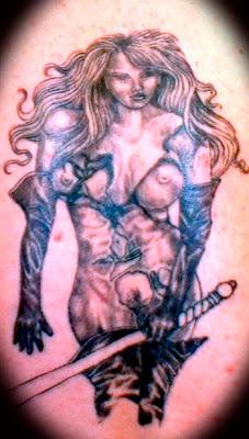 tatuagens mulheres