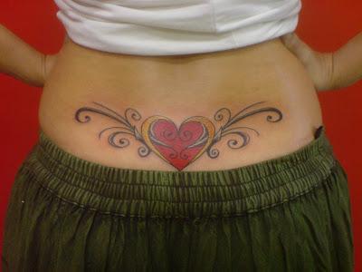 fotos de tatuagens femininas
