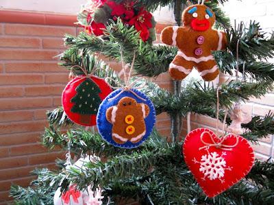Fotos adornos navideños