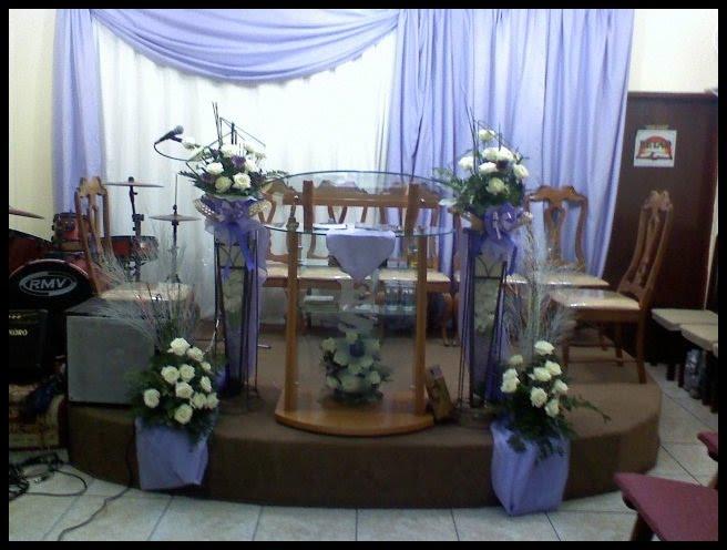 Baronesa's decorações de festas Igreja Evangélica Assembléia de Deus em Embu das Artes -> Decoração De Igreja Evangelica Para Congresso Infantil
