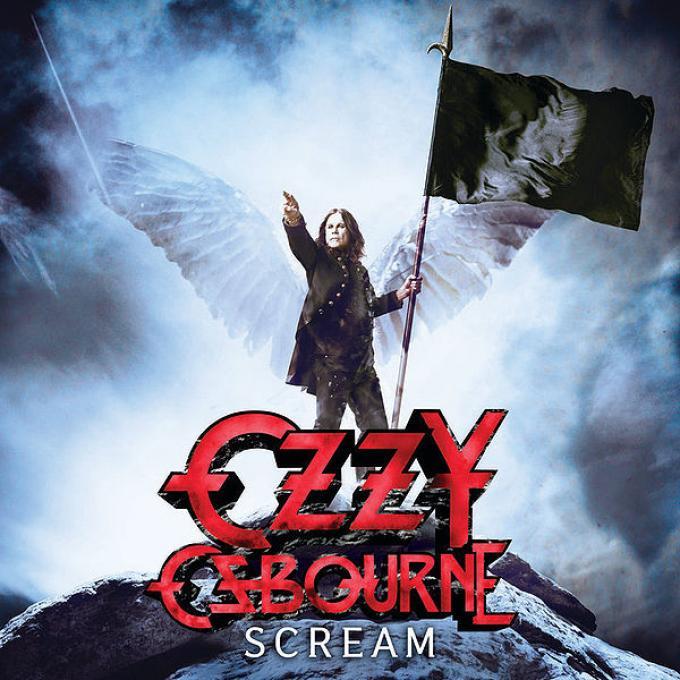 Ozzy osbourne scream full album