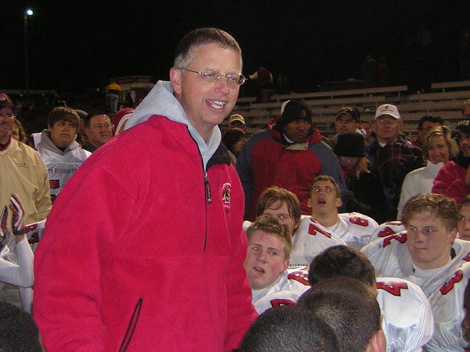 Coach Jimmy Chupp