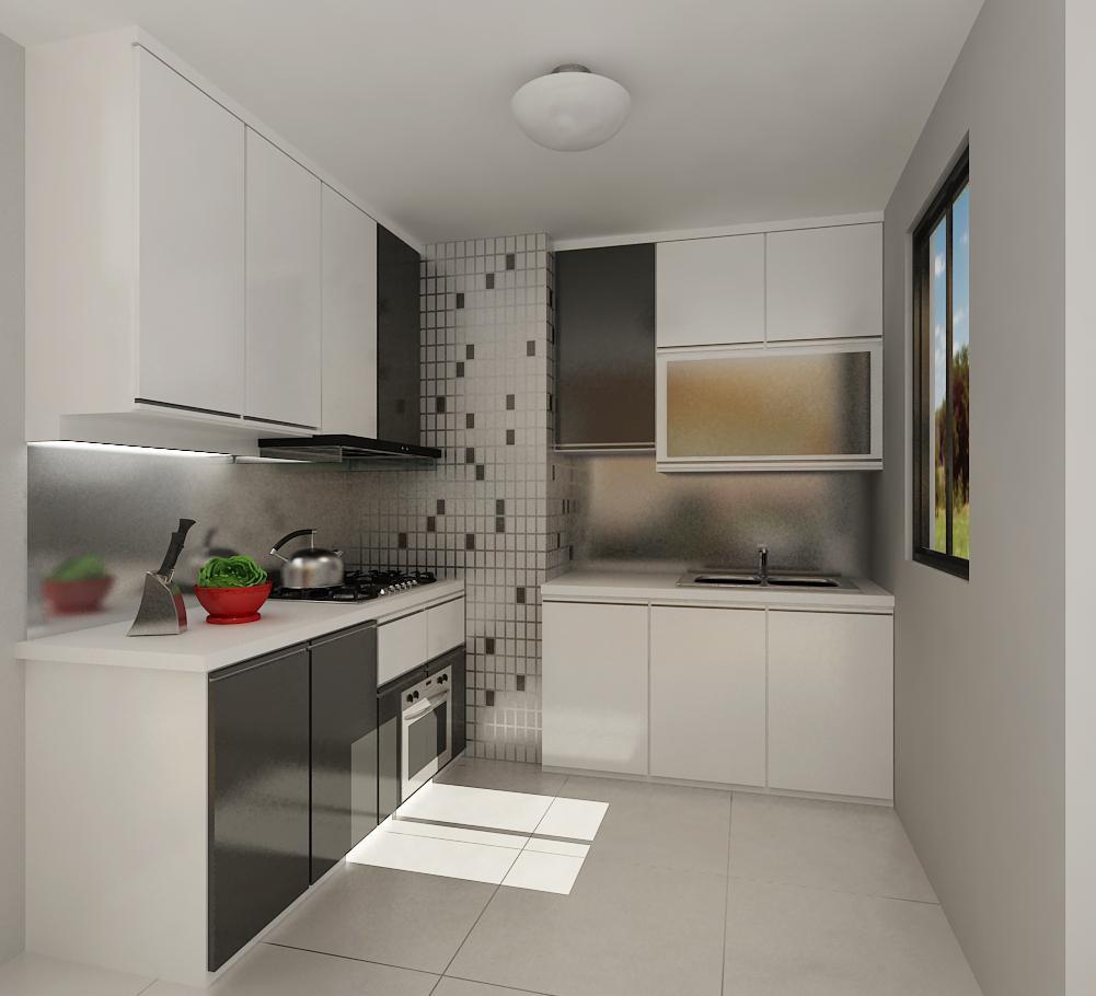 3d Max Kitchen Interior Design: Dash'in Interior: Some 3D Design