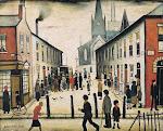 Lowrys' painting