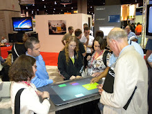 The Touch Screen Table