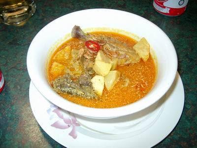 Javanese Chicken Curry (Kari Ayam )