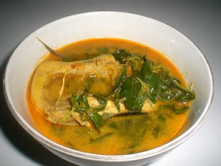 Spicy and Sour Silver CatFish Recipe ( Resep Pindang Patin )