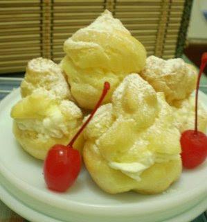 Sus Cake Recipe ( Resep Kue Sus )