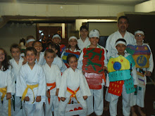 Karatekas o Samurais