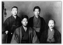 Konishi, Miyagi, Yamada y Funakoshi