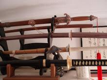 Katana, Boken, espada Jim, etc.