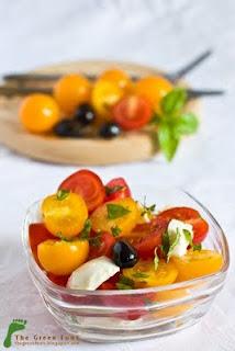 Salata de rosii cu mozzarella 01