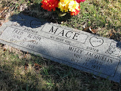 Graves of Billie's Children Buddy and Jackie