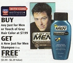 RITE AID: FREE Just for Men Hair Color & Shampoo + More! – Coupon Pro