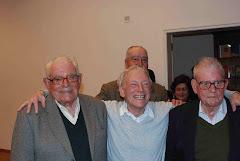Os três últimos irmãos, filhos da Laura e do Alberto...