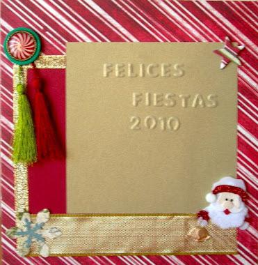 Tarjeta Navidad II