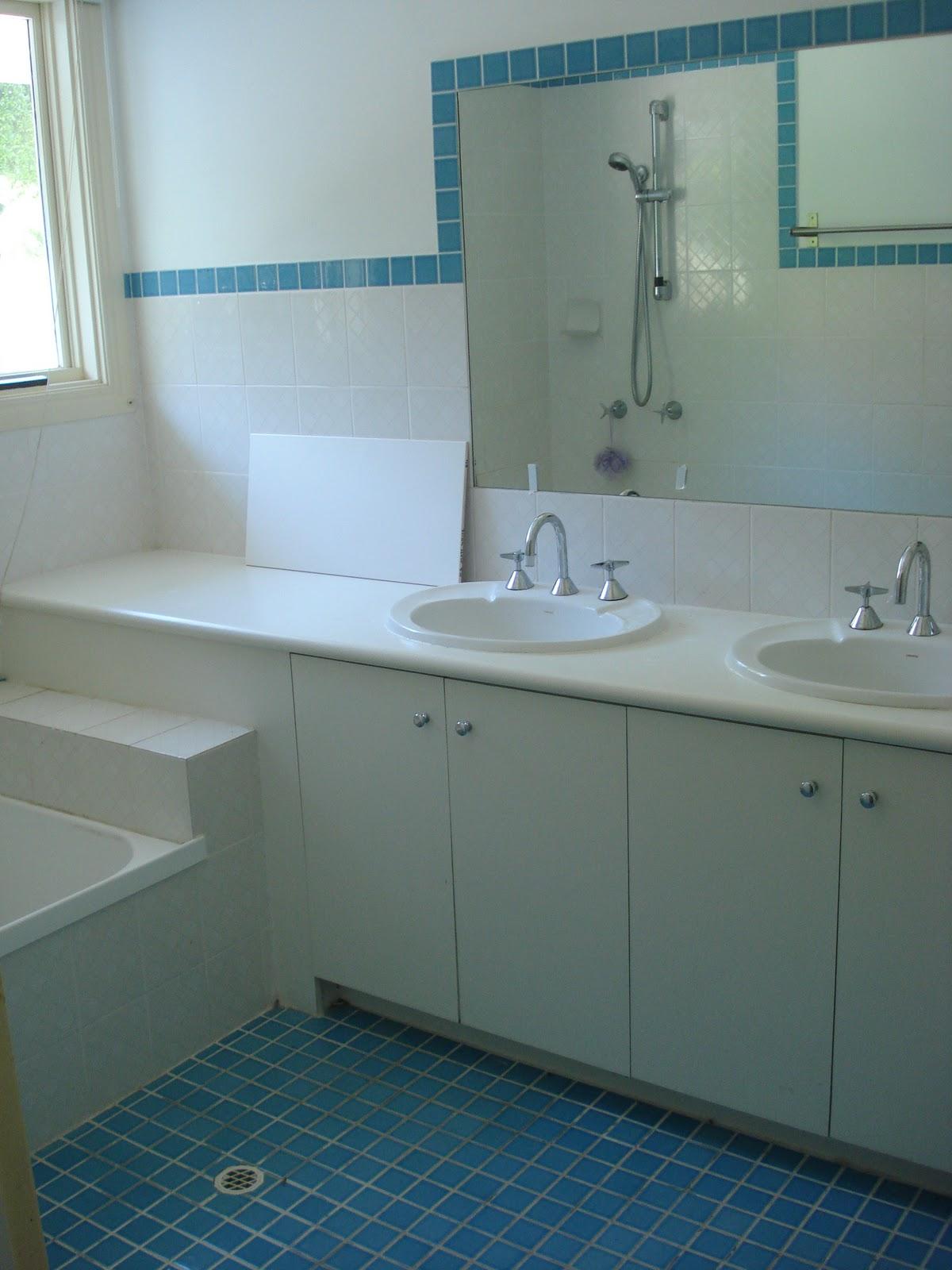 A Welsh girl in Australia: Bathroom renovations
