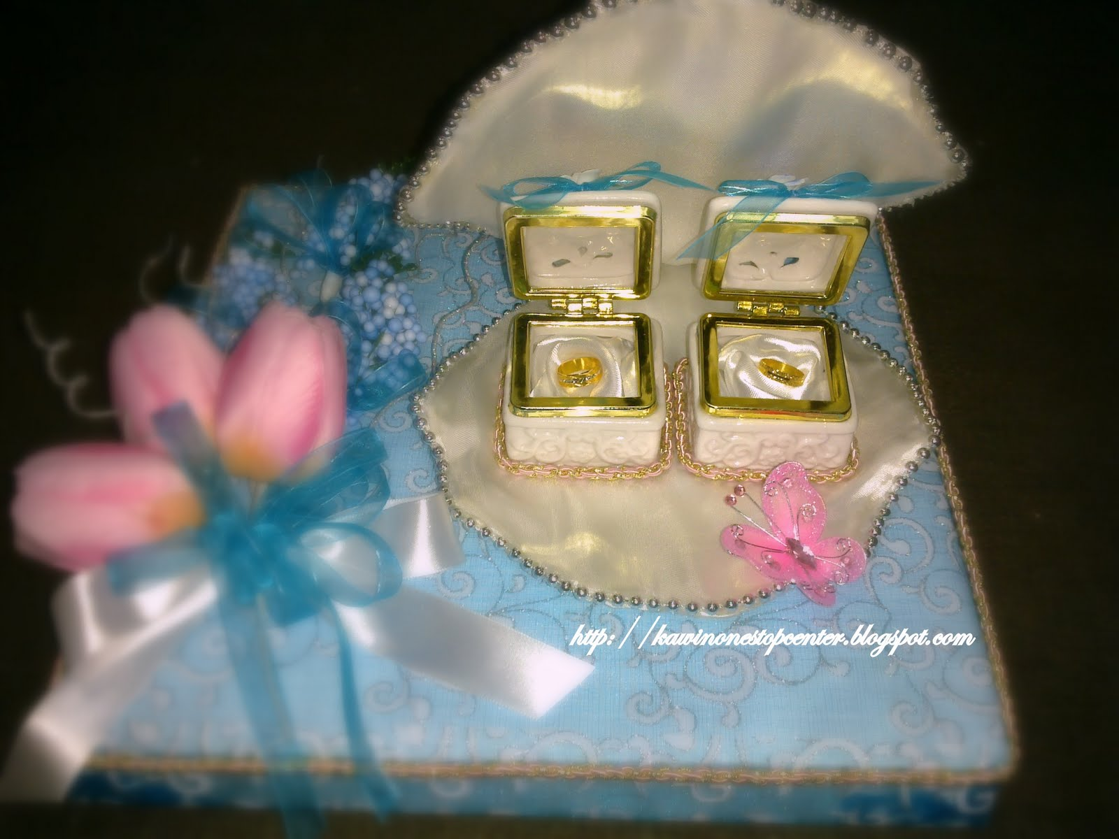 Expensive Wedding Gift For Brother : your wedding one stop center: Baby Blue & Pink Temptation...