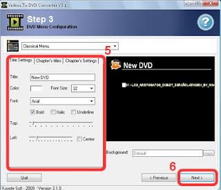 Convertir y grabar películas para ver en cualquier reproductor de DVD