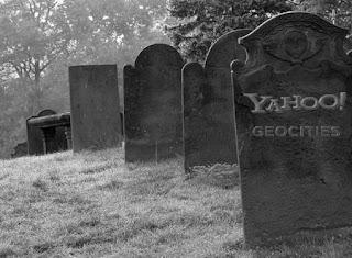 murió geocites