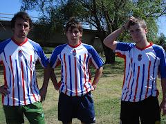 Lucho, Maxi y Billy