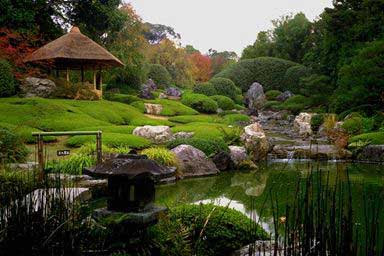 Japanese Garden has dream