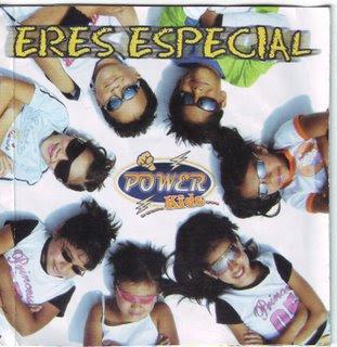 baixar cd Power Kids   Eres Especial | músicas