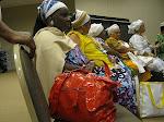Amarrações-técnica africana de tecer tecidos pelo corpo,que enlouquece cabeças e corpos pelo mundo