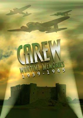 Carew Wartime Memories DVD Cover