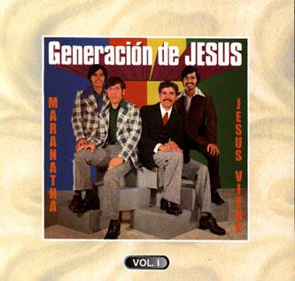Discografia Generacion De Jesus