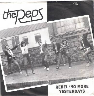 THE REPS - Bad Boy At School,,,
