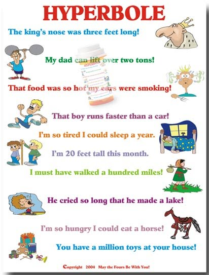 Third Grade Figurative Language Lessons Tes Teach