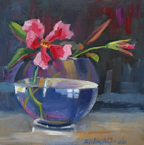 Daily Paintings By Elizabeth Blaylock American Impressionist Oil