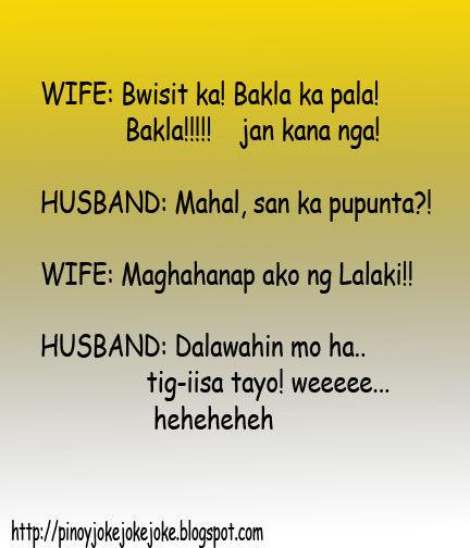 Funny Jokes Tagalog Quotes Quotesgram