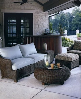 If You Donu0027t Want To Add An Additional Kitchen To Your Backyard, Letu0027s  Focus On Something Simpler  The Patio Furniture. We Have Moved Way Beyond  Plastic ...