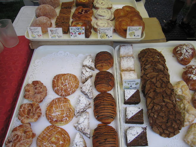 Pastries at Market