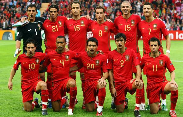 portugal fussball mannschaft