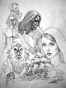 Ilustrasi RAAH - Vamprha