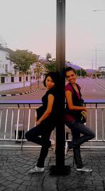 me and hajar