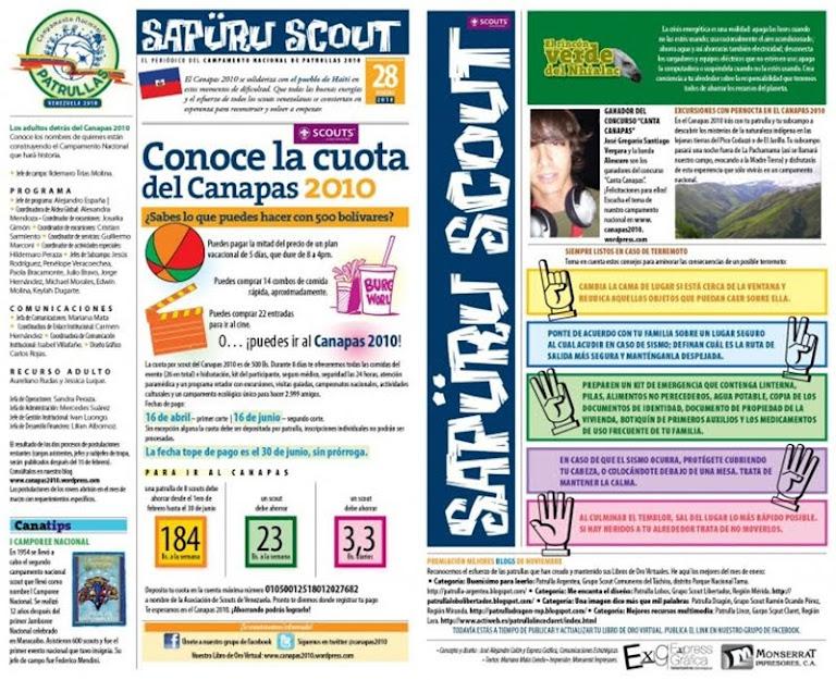 Saupuru 3ra Edición